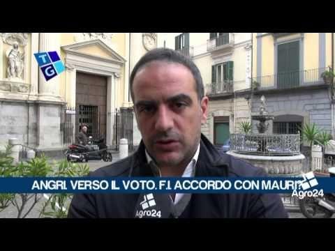 Angri. Salerno. Verso il voto 2015. Forza Italia possibile accordo con M...