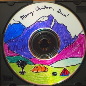 16 Cool Ideas For Homemade Mix CD Artwork