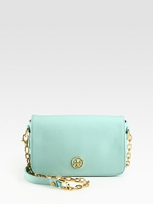 63b1cba105 ... green f0e25 f0655 discount code for tory burch robinson mini shoulder  bag in mint. i need you in ...