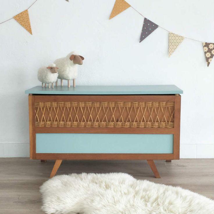 17 meilleures id es propos de coffres jouets sur pinterest coffre jouets coffres. Black Bedroom Furniture Sets. Home Design Ideas