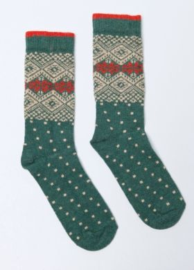Classic Angora Socks 0pUfH
