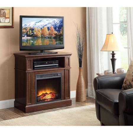 """Whalen 31"""" Media Fireplace for TVs up to 42"""""""