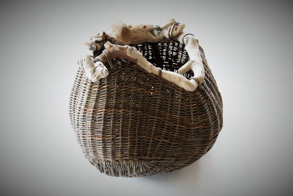 Artistic Baskets - Joe Hogan Basket Maker - Traditional Irish ...