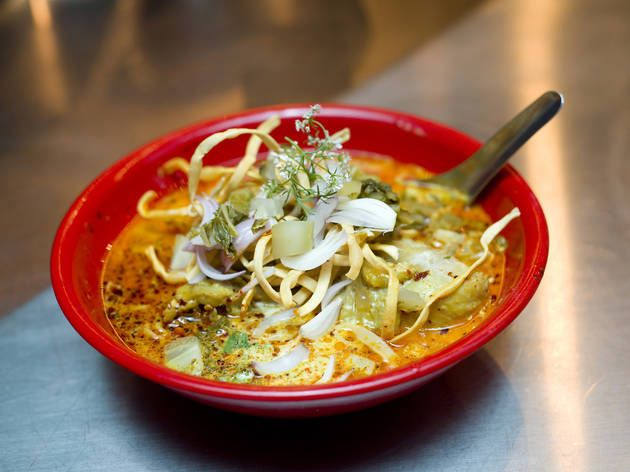 Best Thai restaurants in NYC for noodles, satay and dumplings