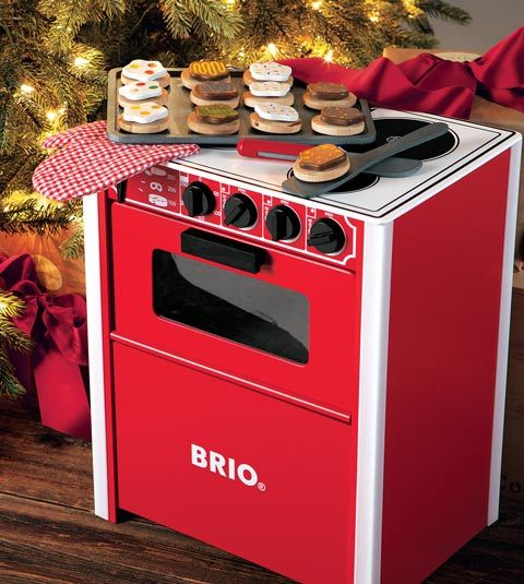 Classic Red Oven