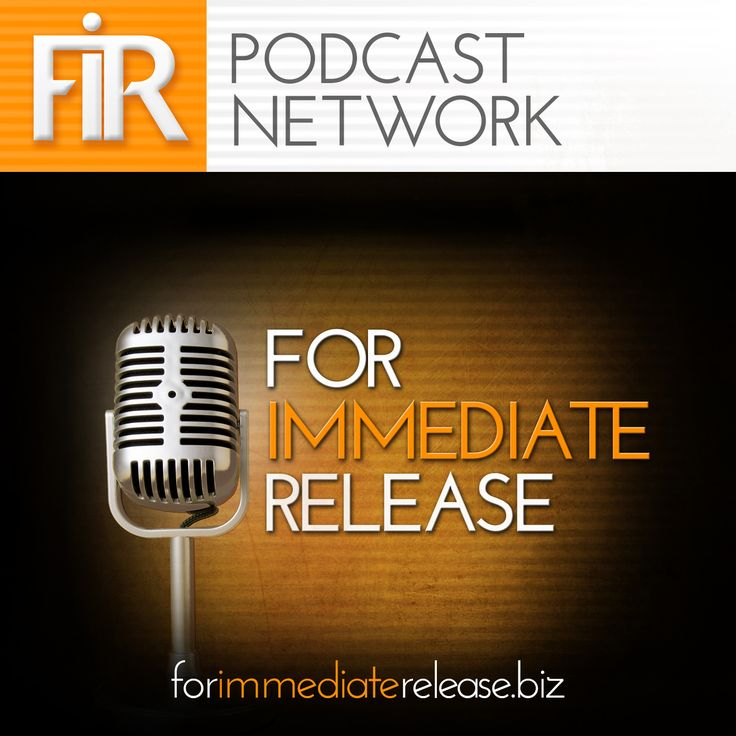 Occasional guest on the For Immediate Release podcast which interviews newsmakers and influencers from the online technology and organizational communication worlds.