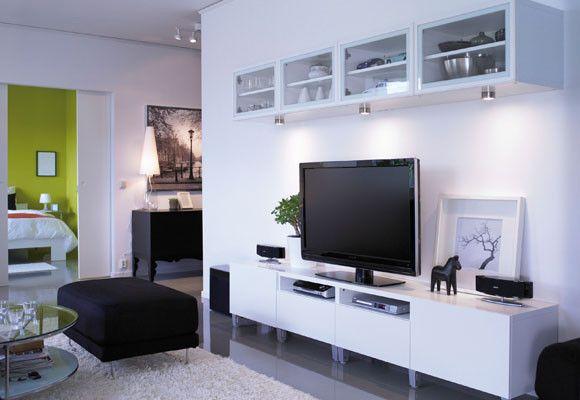 Muebles y soportes de fijación para equipos multimedia
