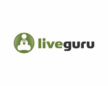 liveguru logo design