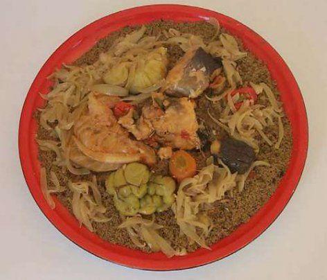 Djouka de Fonio - Afrik-cuisine.com : toute la cuisine de l'Afrique