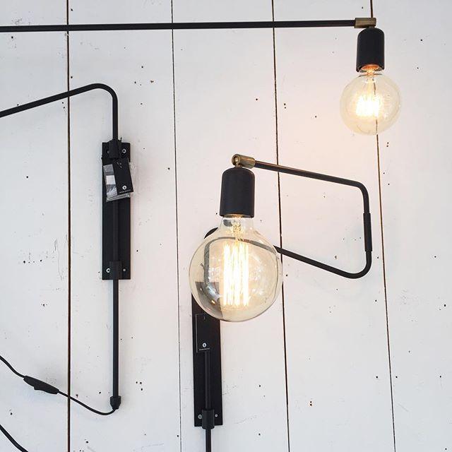 Ze zijn er weer! 😍 Wandlampen van @housedoctordk in 2 maten vanaf €169,-. #viacannella #viacannellacuijk #woonwinkel #kookwinkel #housedoctor #wandlamp #interieur #interior #lighting #lampen