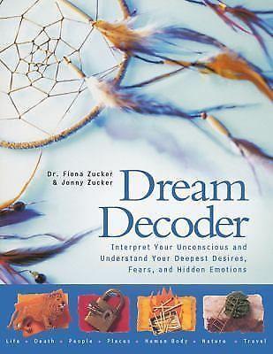 Dream Decoder Fiona Zucker Jonny Zucker Paperback New 162914178X | eBay