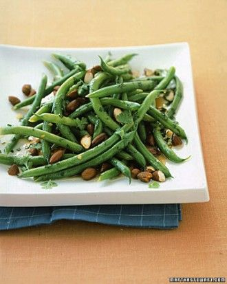 See the Green Bean Salad with Almonds in our Thanksgiving Salads gallery