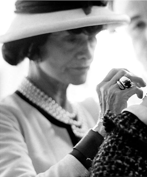 the life and works of mademoiselle gabrielle chanel Poetic works constitute the heart of her library and the poetry to which mademoiselle was deeply attached still very much in love with gabrielle chanel, their dialogue was nourished by silence and absence.
