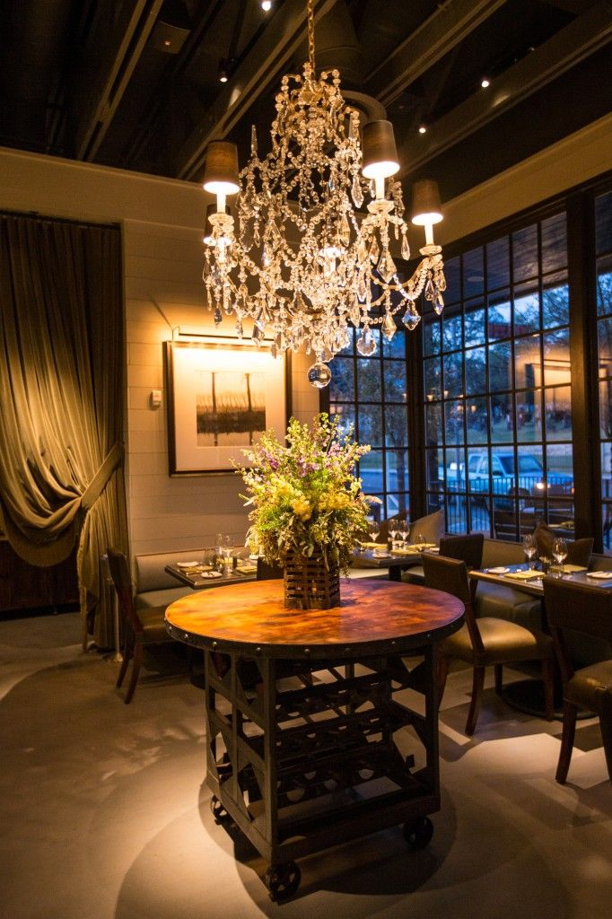 Were Proud To Announce The Unveiling Of Our One Latest Projects LaV Restaurant In Austin TexasWith Theatrical Interiors By Susan Ferrier