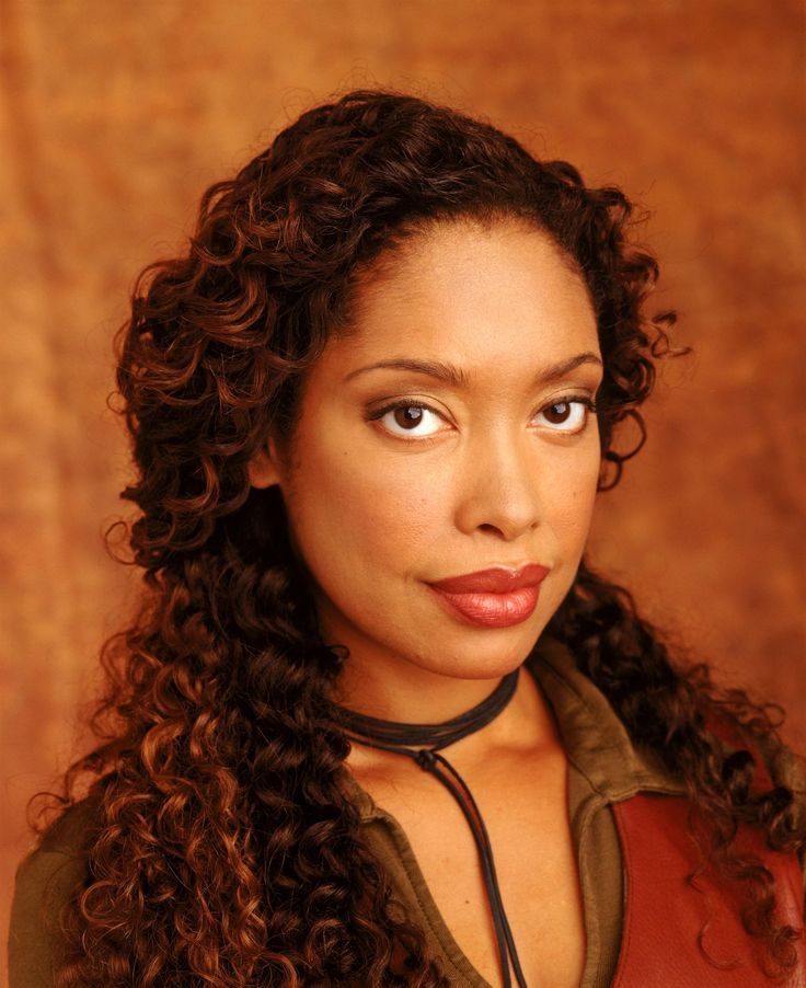 Gina Torres - again inspiration for Character, Seshat