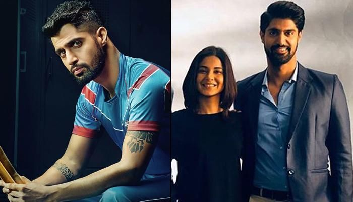 Tanuj Virwani Of Inside Edge Fame Reacts To His Rumours Of Dating Code M Co Star Jennifer Winget Short Film Jennifer Winget Ex Husbands