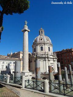 Columna de Trajano, Roma.