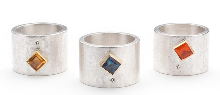 Lucy Martin Jewellery - rings
