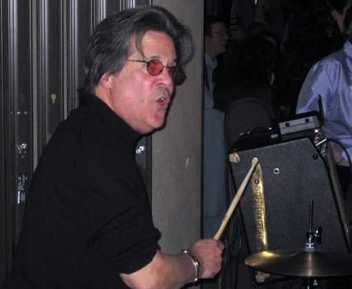 Drummer Stephen Jo Bladd of the J. Geils Band Spotting ...
