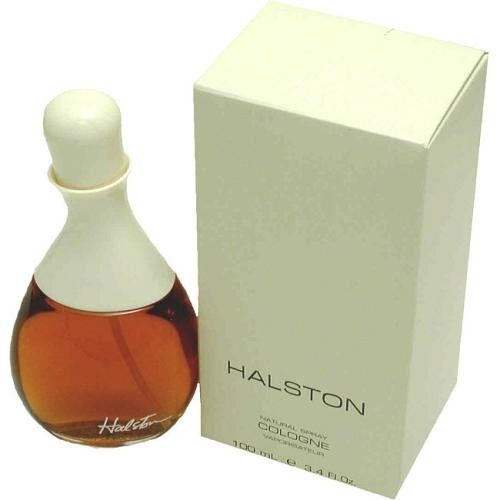 """HALSTON by Halston Perfume for Women (COLOGNE SPRAY 3.4 OZ) $15.61.. THIS, to me has a VERY strong overpowering almost """"manly"""" scent"""