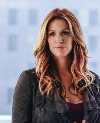 """It's very familiar and brand-new at the same time,"" says Poppy Montgomery of ""Unforgettable."" ""And that's a great creative space to be in. You trust the people you're working with, but you also have the excitement of starting all over again."""