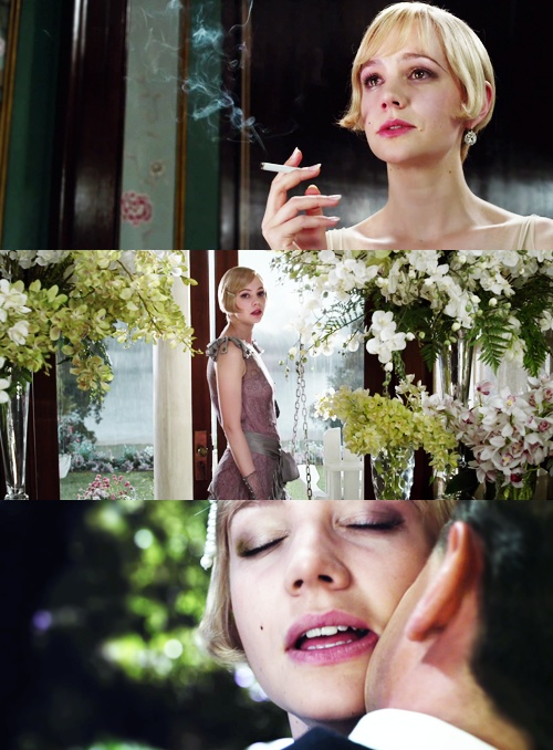 Carey Mulligan / Daisy Buchanan Very good movie, you can go to your location movie center to watch or purchase online watch at home
