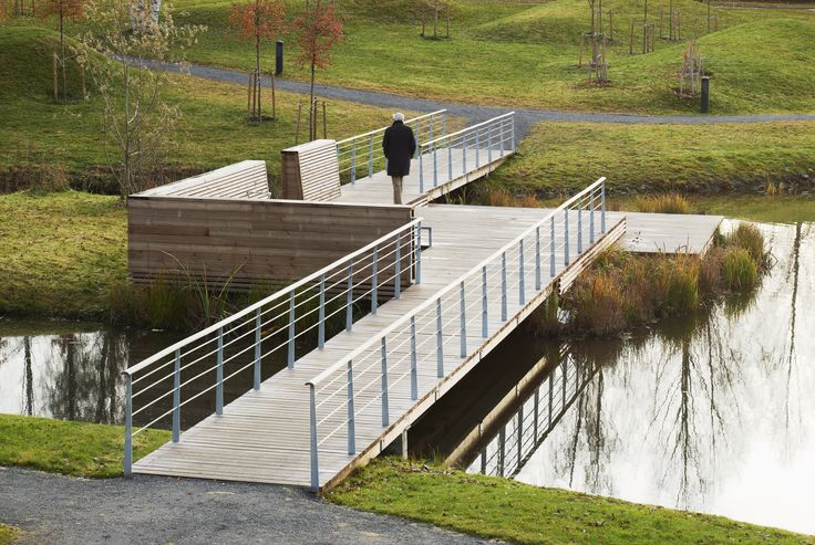 Parque del Campus Ume� / Thorbj�rn Andersson   Sweco Architects