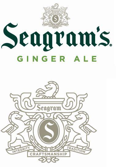 seagram's rebrand