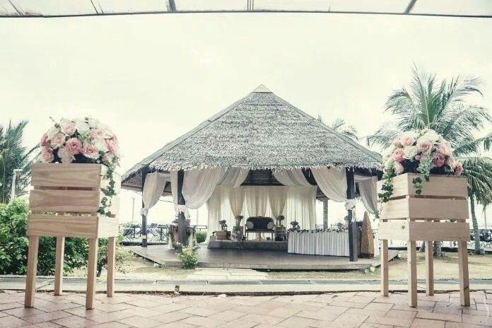 Saf Yatch Club Singapore Wedding Inspirasi Romantic Wedding Venue Malay Wedding Wedding Venues