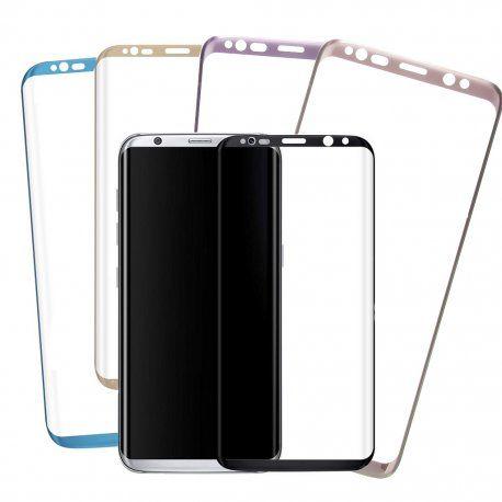 De ce sa nu comanzi Folie sticla 3D Samsung Galaxy S8 G950F G950FD cand l-ai gasit pe iNowGSM.ro la un pret bun?
