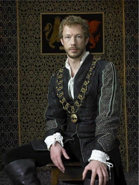 Kris Holden-Ried; The Tudors, Lost Girl, and Underworld: Awakening!