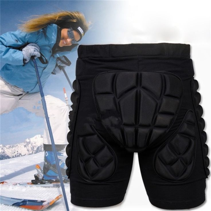 Black Short Protective Hip Butt Pad Ski Skate Snowboard skating skiing protection drop resistance roller padded Shorts #clothing,#shoes,#jewelry,#women,#men,#hats,#watches,#belts,#fashion,#style