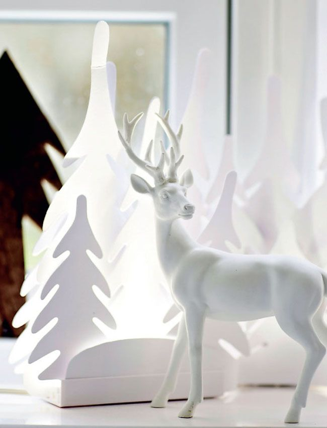 STYLEJUICER | CHRISTMAS DECORATIONS NORDIC STYLE