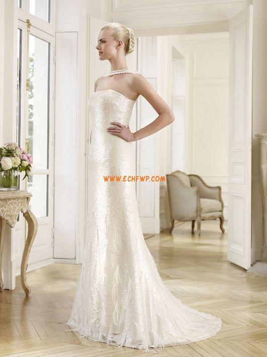 Hall -Line Cekiny Suknie ślubne 2012