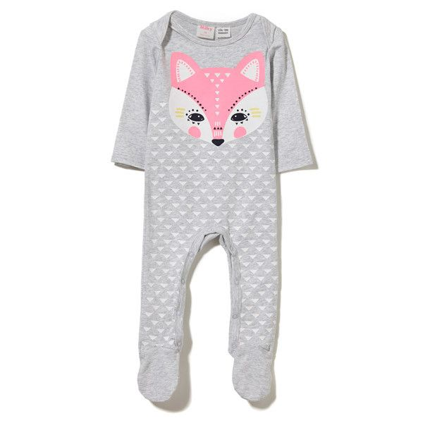 Milky Clothing - Foxy Romper