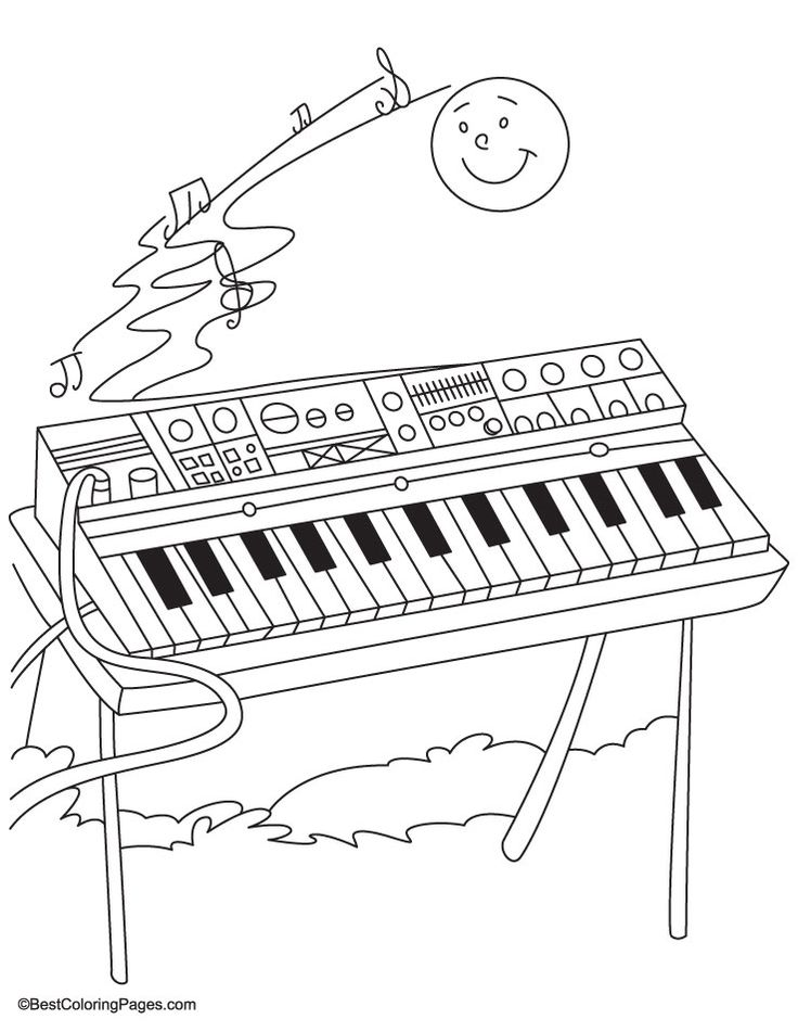 free electronic coloring pages - photo#32