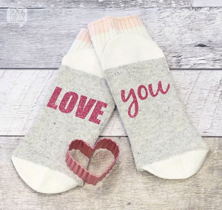 Simply put! Love you.  A personal favorite from my Etsy shop https://www.etsy.com/ca/listing/476839143/46-winebeer-socks-bring-me-wine-socks