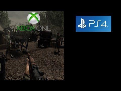 Call Of Duty 3 Backwards Compatibility Comparison: (Xbox One) Version Vs...
