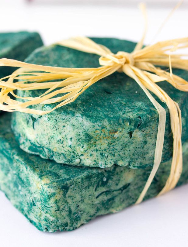 Spirulina Powder Soap