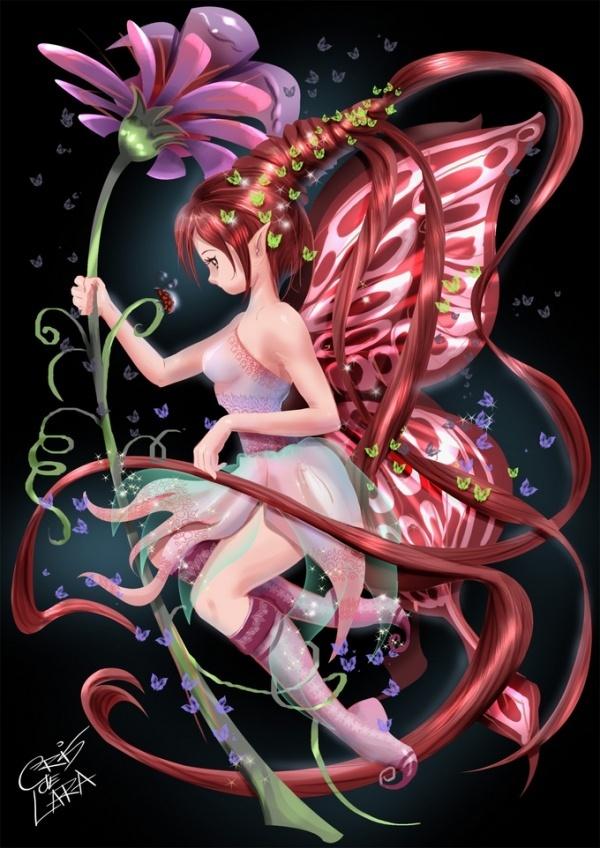 Fairy by Cris de Lara