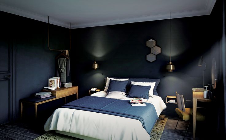 Classic rooms welcome you in a friendly Parisian atmosphere. The 14 m² rooms offer views onto the street Edouard Manet or our courtyard. The 18 comfortable and bright rooms are decorated in a subtle palette of gray and blue. Touches of pink and mustard yellow, with fine brass fixtures and furnishings designed specifically for the …