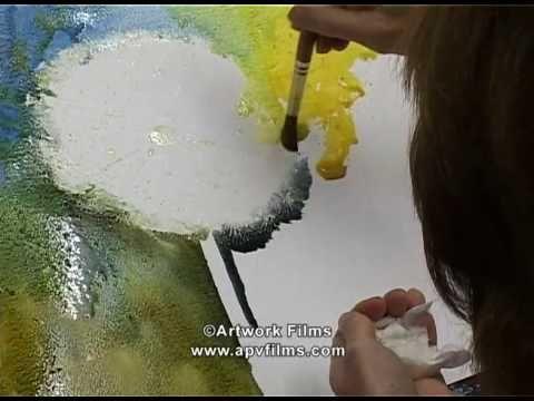 Flowers in Watercolour: Ann Blockley