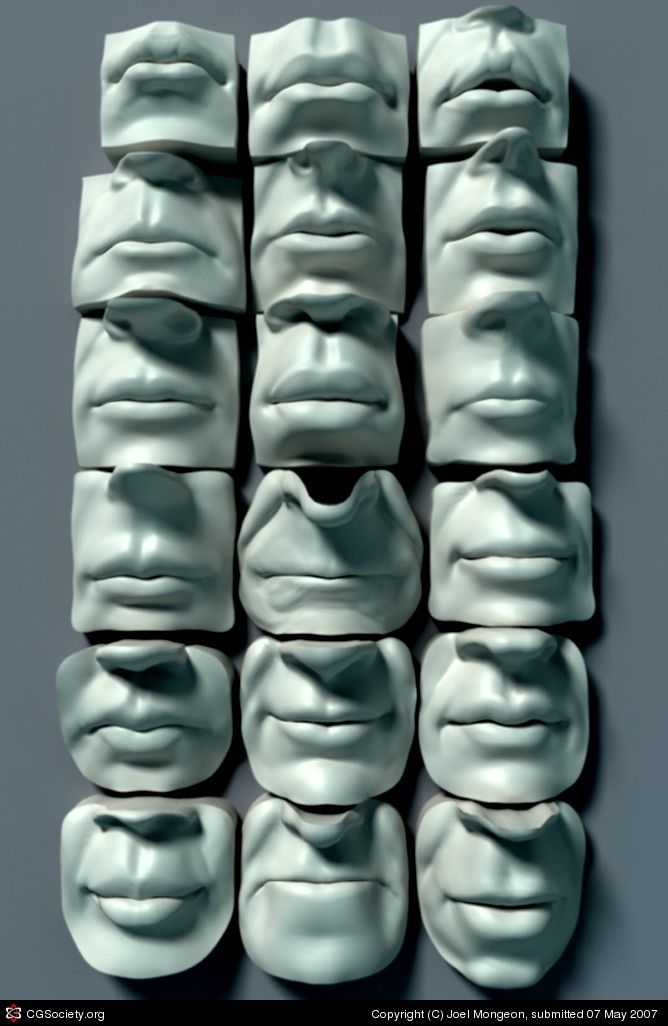 Studio Wall II by Joel Mongeon   3D   CGSociety
