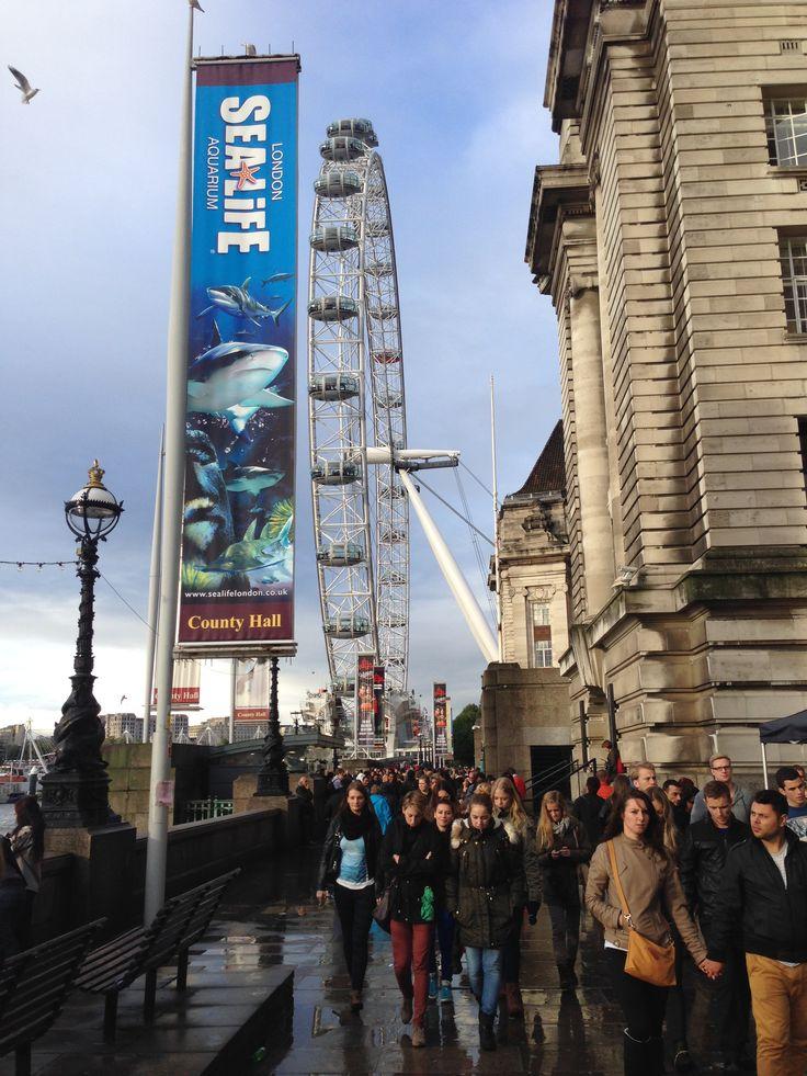 London Eye - Waterloo