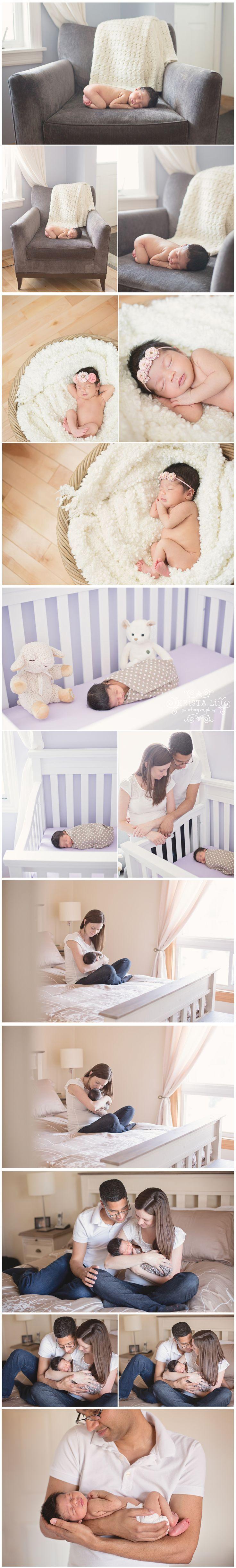 nice Lifestyle Newborn Photography by Krista Lii | Toronto Newborn Photographer Jason...
