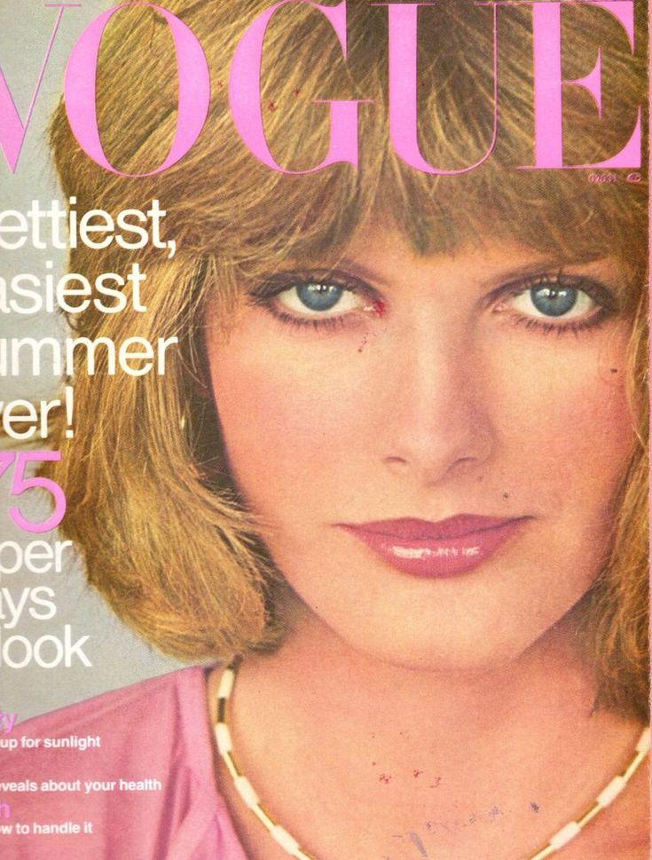 1976 Vogue Magazine Rene Russo Rosie Vela Janice Dickinson Halston Peru Ads 70s | eBay