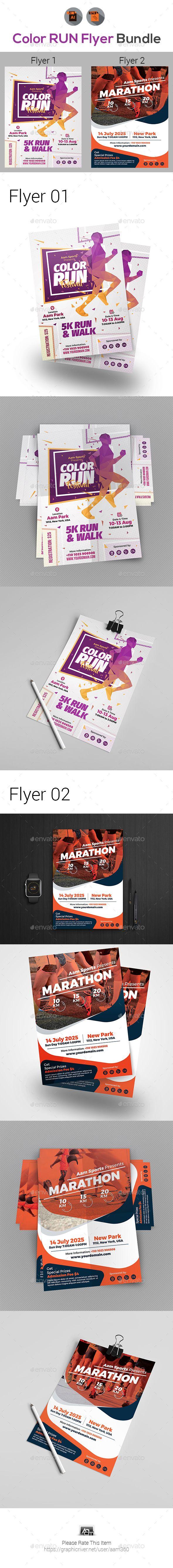 5k run flyer template mersn proforum co