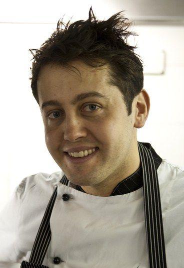 Chef Alessandro Negrini (Il Luogo di Aimo e Nadia, Milano)