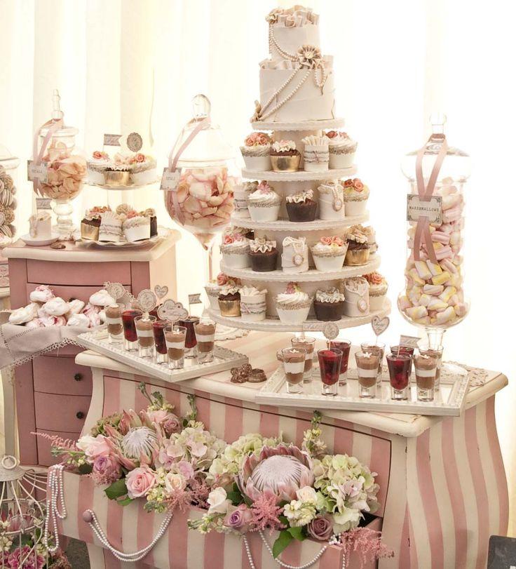 Dessert and Candy Bar