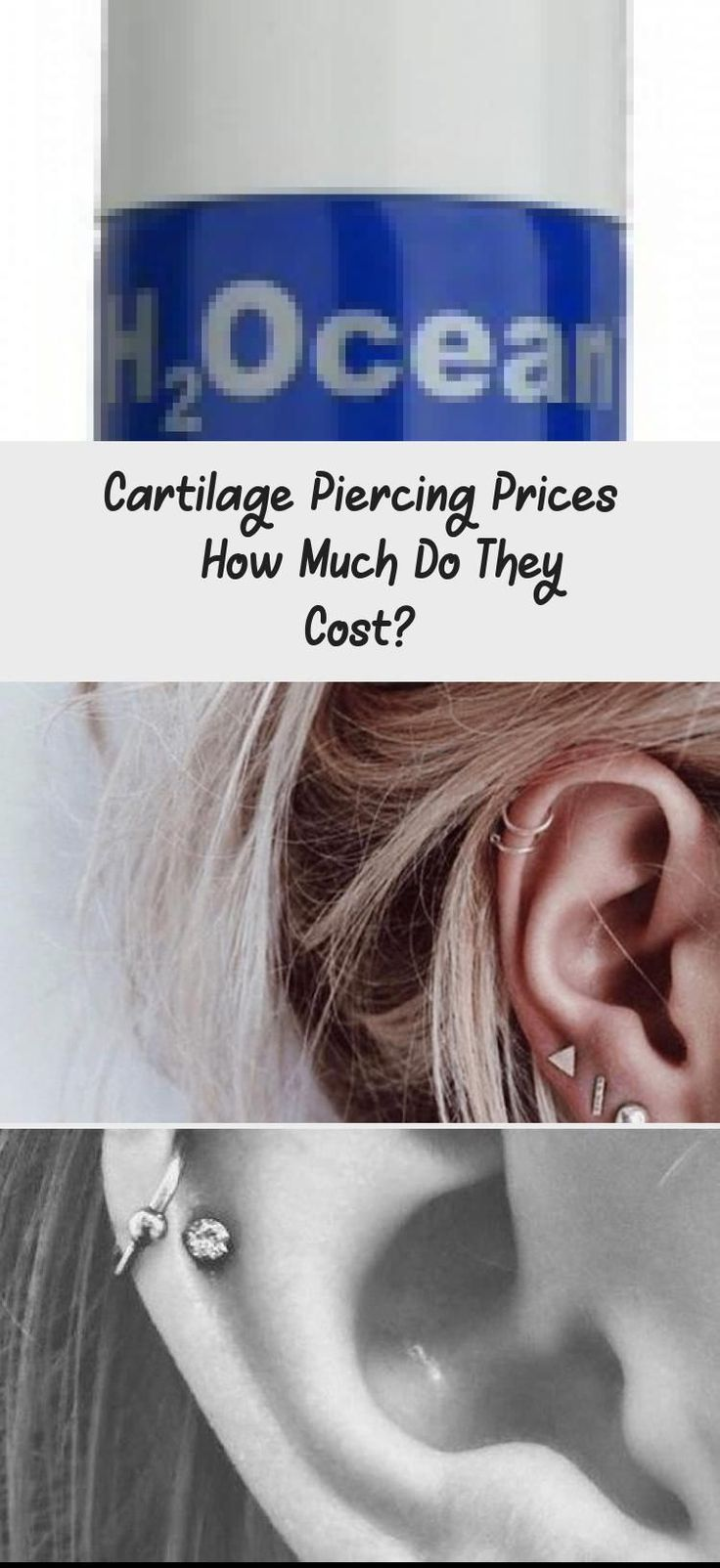 Cartilage Piercing Prices – How Much Do They Cost ...
